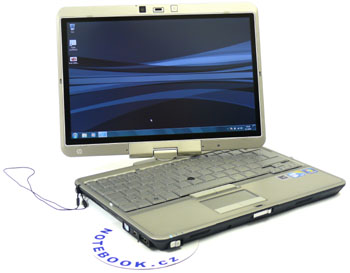 HP EliteBook 2740p - profesionální Tablet PC