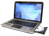 notebook HP Pavilion dv6-3040ec