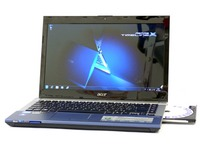 notebook Acer Aspire TimelineX 4830TG