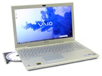 notebook Sony VAIO VPC-SE1M1E