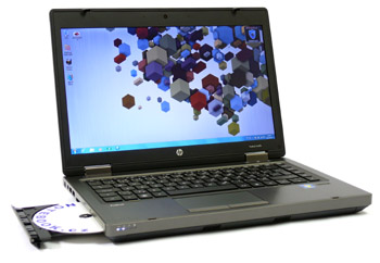 HP ProBook 6465b - s AMD do dokovací stanice