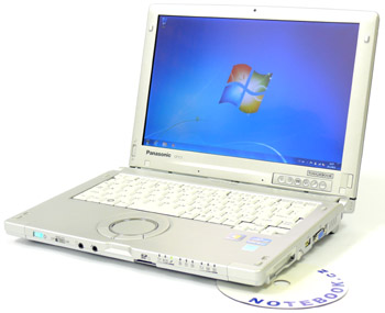 Panasonic ToughBook CF-C1 - s tabletem do nepohody