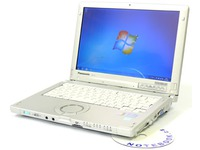 notebook Panasonic ToughBook CF-C1