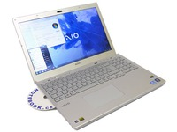 notebook Sony VAIO SVS1511V9E