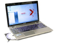 notebook Toshiba Satellite P855