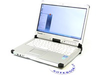 notebook Panasonic ToughBook CF-C2