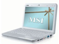 netbook MSI Wind U100