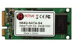 SSD SaberTooth S4 pro Eee PC od Active Media