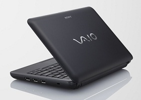 Mini notebooky Sony VAIO M s Atomem Pineview