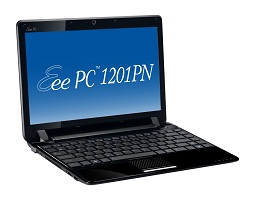 Asus Eee PC Seashell 1201PN v ČR
