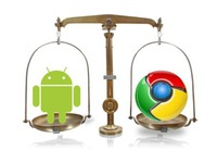 Android vs Chrome OS