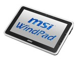 MSI oznámilo WindPad 100W