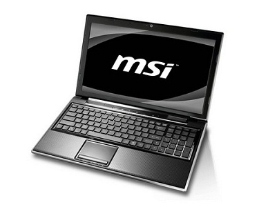 MSI odhlalilo notebooky FX620DX a FX420