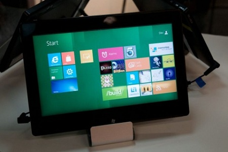 HP chystá tablet s Windows 8 a procesory Atom