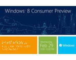 Microsoft uvolnil Windows 8 Consumer Preview