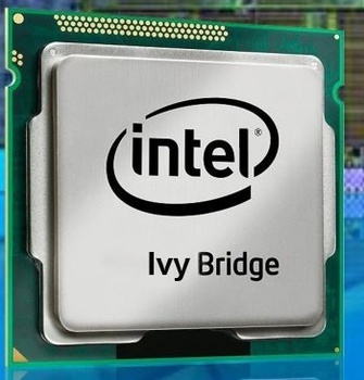 Intel vydal procesory Ivy Bridge