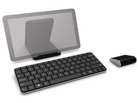 Wedge Mobile Keyboard a Touch Mouse