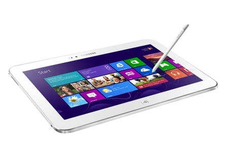 Samsung ATIV Tab 3 - nový tablet s Windows 8