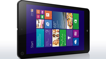 Tablet Lenovo ThinkPad 8 s Windows je v prodeji