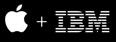 Apple a IBM oznámili partnerství