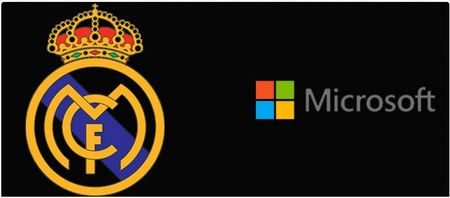 Microsoft se stane technologickým partnerem Real Madrid