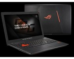 ASUS ROG Strix GL553 - herní notebook s Kaby Lake, GTX 1050 Ti a matným Full HD IPS