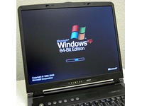 Windows XP 64-bit Edition a notebook