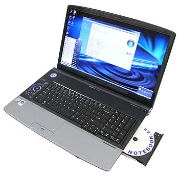Acer Aspire 8920 Tetone - Gemstone Blue