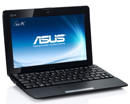 Asus Eee PC 1015BX - AMD v mini notebooku