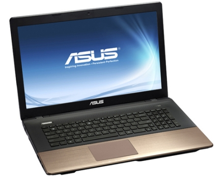 Asus K75VJ - čtyřjádro s Windows 8