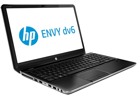HP ENVY dv6-7250ec - Full HD displej pro multimédia