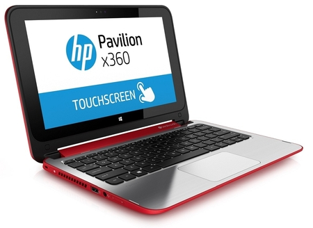 HP Pavilion 11 -n003ec – malý notebook i tablet v jednom