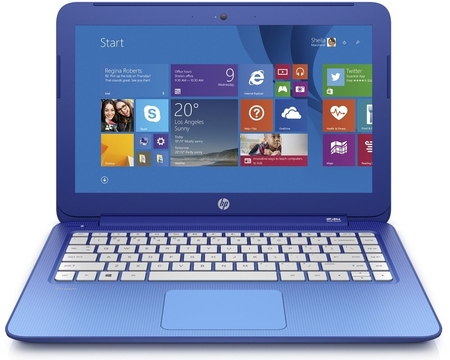 HP Stream 13 – Windows proti Chromebooku