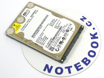 WD Scorpio WD3200BEVT - 320 GB pro notebooky
