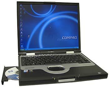 COMPAQ EVO N800W WINDOWS VISTA DRIVER