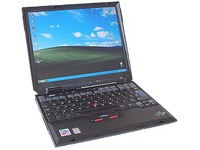 notebook IBM ThinkPad X31