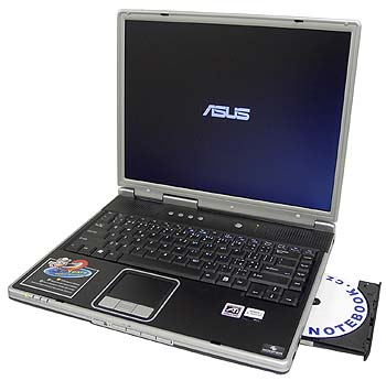 Asus A2D Notebook Drivers Windows XP