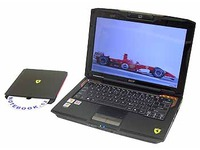 notebook Acer Ferrari 1000