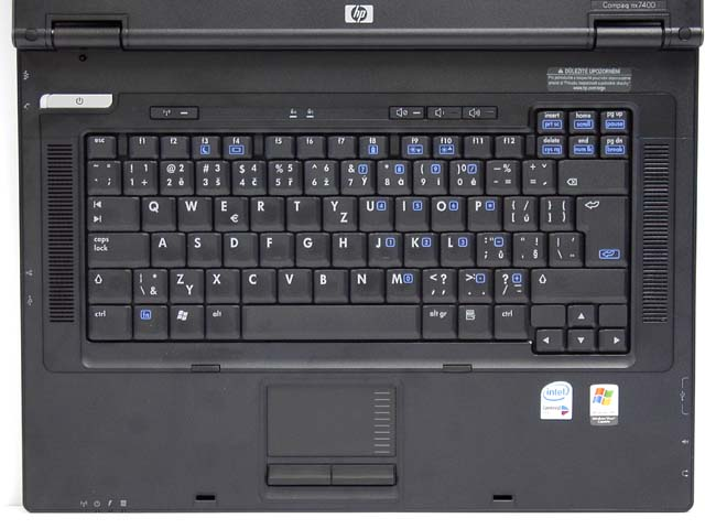 COMPAQ NX7400 BLUETOOTH DRIVER DOWNLOAD