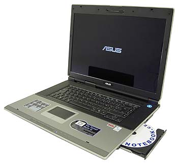 Asus A7 - A7T - s AMD Turion X2