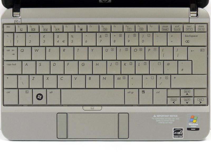 HP 2133 Mini-Note Synaptics TouchPad Drivers Windows XP