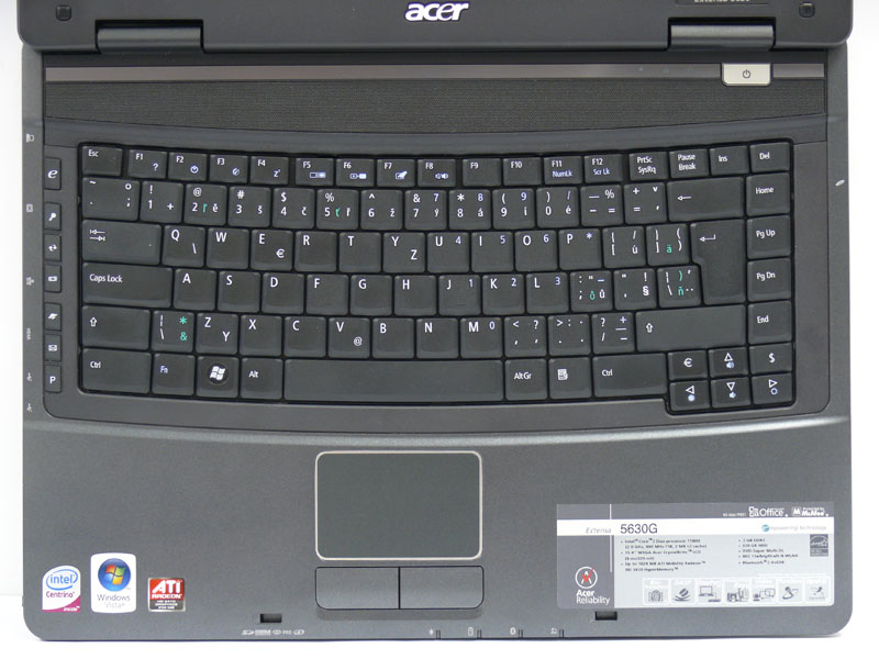ACER EXTENSA 5630G DRIVERS WINDOWS 7
