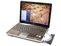 notebook HP Pavilion dv3600ec