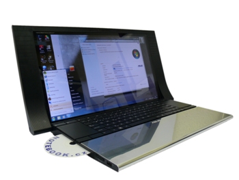 d450fb05149 Asus NX90 - exkluzivní design pro multimedia - Recenze - NOTEBOOK.cz