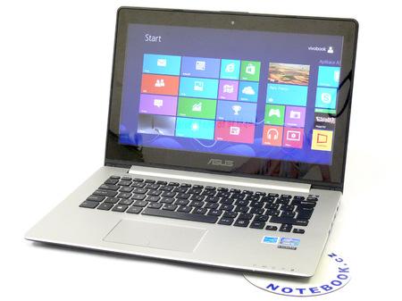 f7063f00bb ASUS VivoBook S300 (S300Ca) - s dotykovou obrazovkou pro všechny ...