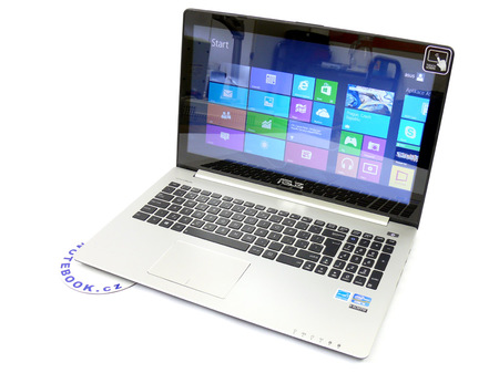 "a05377e5cb ASUS VivoBook S500c - 15"" s dotykovým displejem - Recenze - NOTEBOOK.cz"