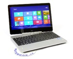 HP EliteBook Revolve 810 - tablet i notebook s dokováním