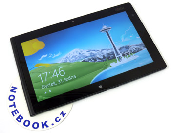 Lenovo ThinkPad Tablet 2 - 570g s Windows 8