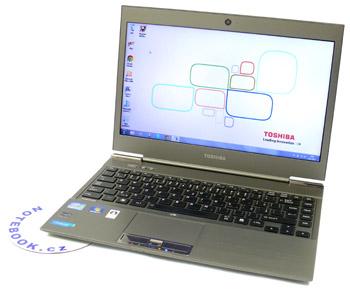 Driver: Toshiba Portege Z930 Synaptics Touchpad