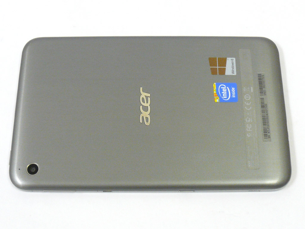 acer w4 manual